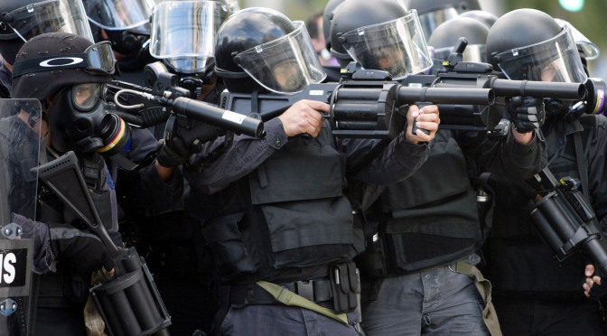 End Game – Would US Police/Troops Fire Upon US Citizens?