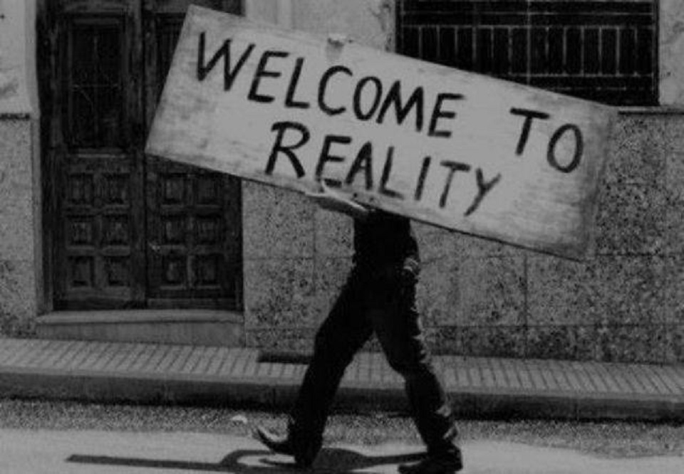 reality is here