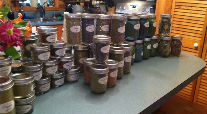 Dry Canning Spices