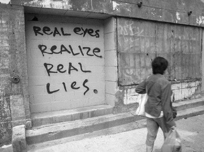 Real Lies Clean