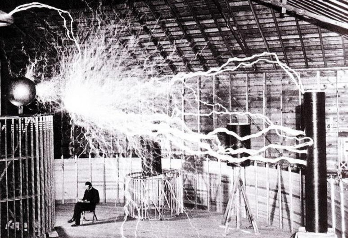 Tesla's questions led to amazing breakthroughs.
