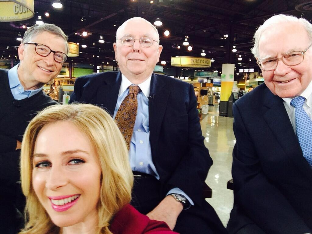 "The ""richest selfie in the world"" exemplifies why so easy to cast the blame."
