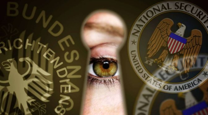 This is What Government Sponsored Mass Surveillance is Doing to Your Mind