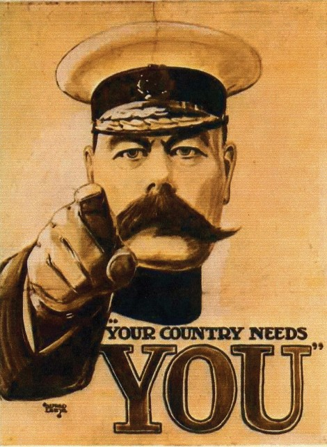 Your Country Needs You - Final